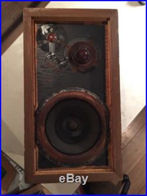 New Ar3 acoustic research ar 3 ar3 single speaker for parts or restore all original acoustic research
