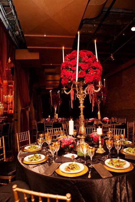 1000  images about Halloween & Gothic Wedding decor on
