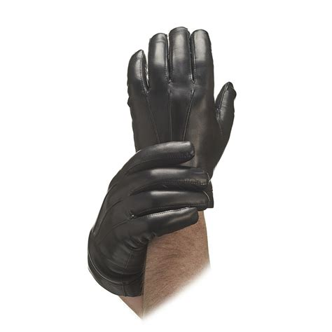 Free hands men's unlined fleece gloves pattern