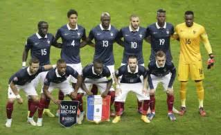equipe de de football