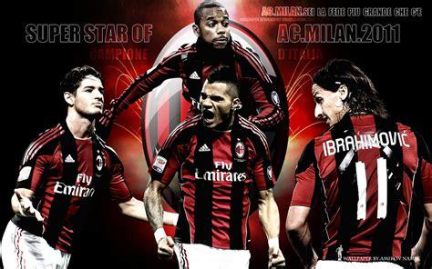 Paket Car Set 6 In 1 Ac Milan soccer ac milan team squad 2013