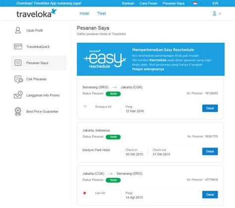 Pesanan Ka Iin by Refund Cara Mudah Mengajukan Refund Di Traveloka