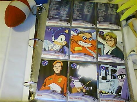 Where Can I Buy A Sonic Gift Card - sonic x cards 1 9 by segamew on deviantart