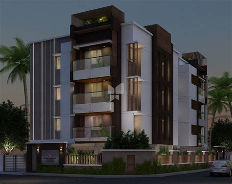 1 Storey Floor Plan india builders the adair aery in adyar chennai price