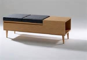 Modern Storage Bench All Things Style And Mid Century Style On