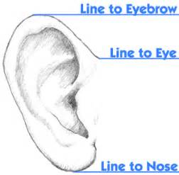 How To Draw Ear How To Draw A Human Ear Apps Directories
