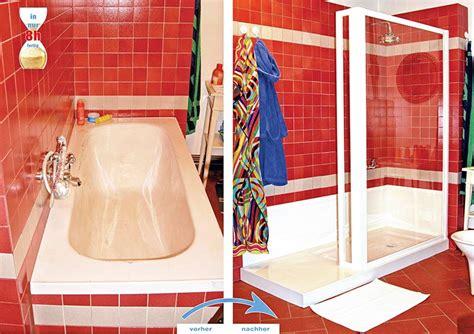 wanne zu dusche umbau badewanne zu barrierearmer dusche