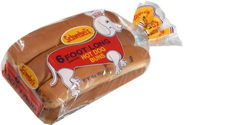 footlong buns foot buns schwebel s freshly baked bread