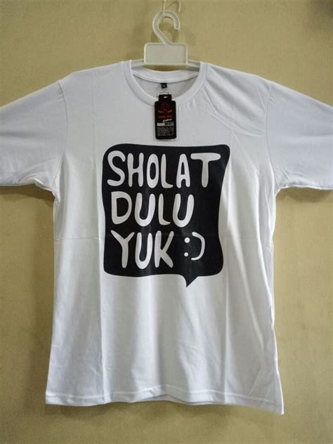 Baju Kaos Distro Bandung Rsh002 grosiran kaos distro muslim bandung dewasa rp 25 000