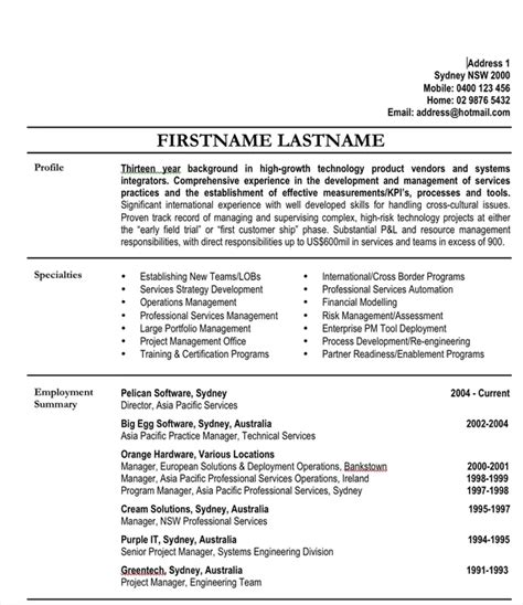 free resume templates quora what are the best formats for a resume quora