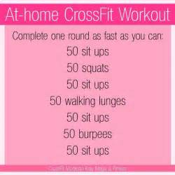 crossfit workouts at home crossfit at home workout crossfit wod