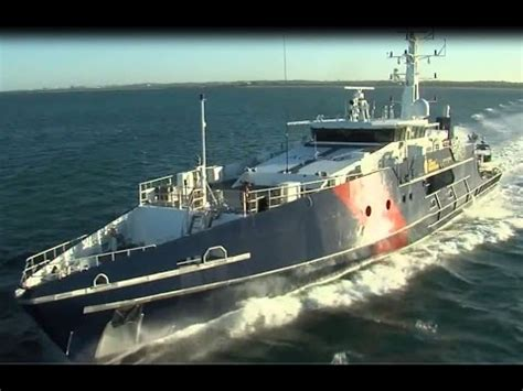 swiftships 35 meter patrol boat abfc cape st george youtube