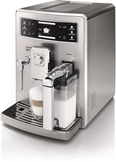 Xelsis Kaffeevollautomat HD8944/01   Saeco