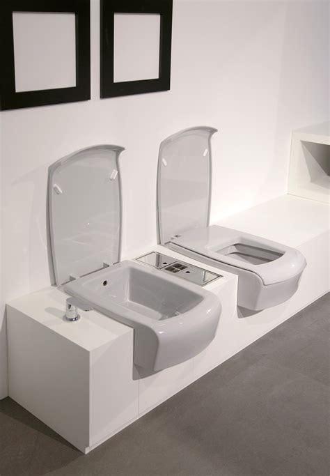 Bidet Design Una Bidet By Ceramica Flaminia Design Romano Adolini