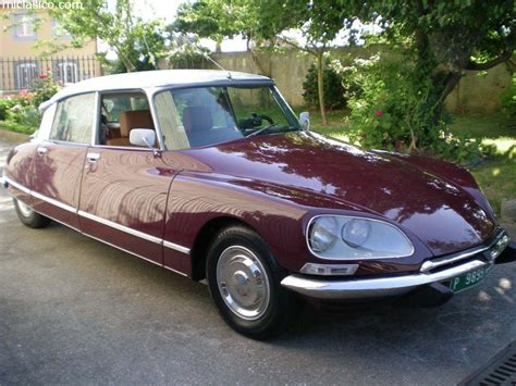 Citroen Pallas by Citroen Ds 23 Pallas