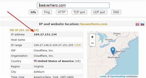 point godaddy domain  hostingserver beaver hero