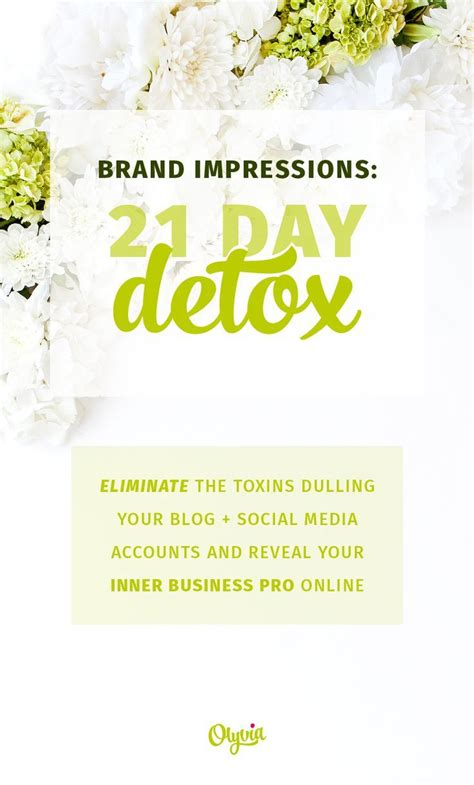 How To Start A Detox Business by The Epic Free Brand Detox Course For Biz Owners