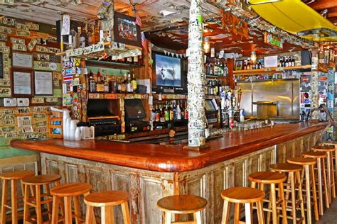 top ten bars in america the top 20 beach bars in america the rugged male