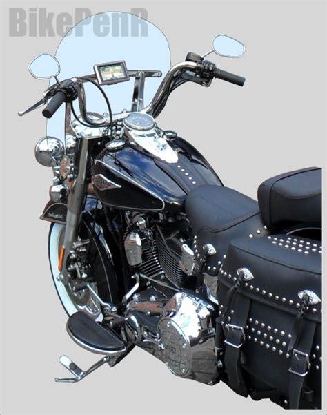 Motorcycle Mounts   Custom GPS Mounts   Harley Davidson