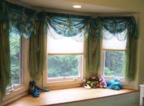 Window Treatments For A Bow Window kelsey room