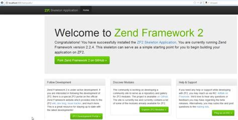 change layout zend framework 2 zend framework2 in php