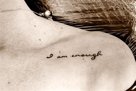 powerful tattoos 37 discreet yet powerful feminist tattoos from quotes to