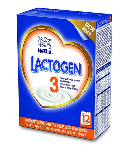 Lactogen 1 3 Tahun nestle lactogen 3 follow up formula for infants after 12 months 400g available at snapdeal