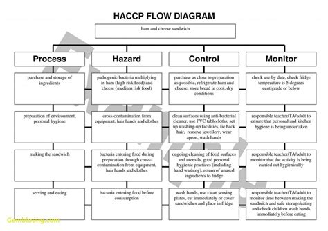 Haccp Template Word Choice Image Template Design Ideas Haccp Template Word