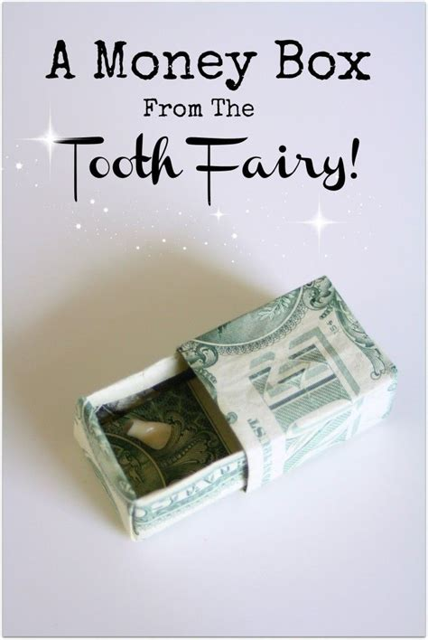 How To Make A Paper Money Box - 17 best ideas about tooth money on