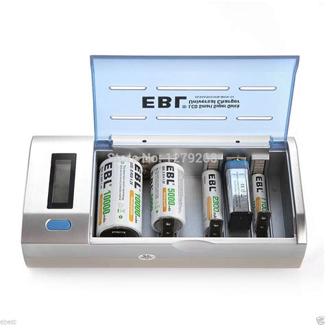 how to store chargers aliexpress buy ebl 906 universal charger lcd smart