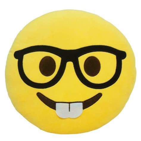 emoji nerd nerd face emoji pillow 233 moji pinterest shops