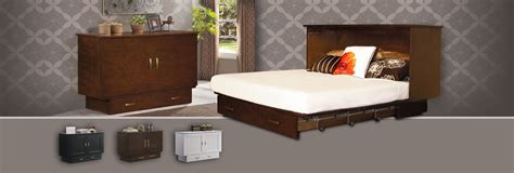 cabinet pull out bed white rock mattress store wr mattress gallery
