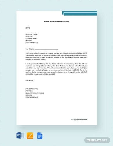 business letter templates word apple