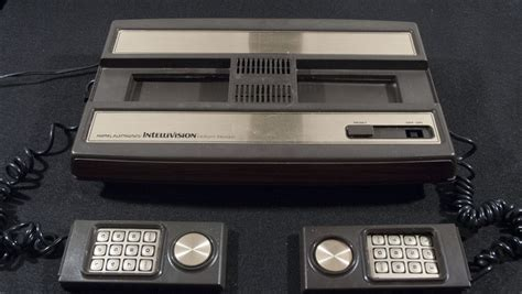intellivision console cvga disassembled intellivision exhibits mlibrary