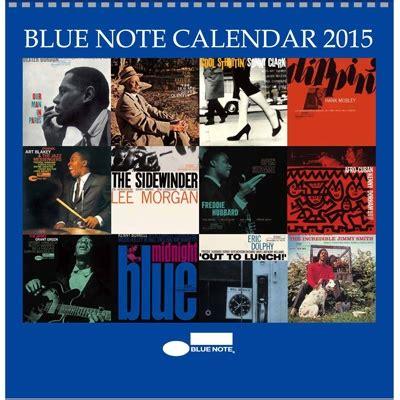Blue Note Calendar Blue Note Records Calendar 2015 2015年カレンダー ローチケhmv