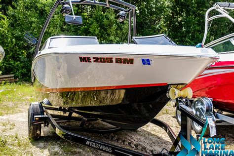 used four winns boats for sale in michigan four winns h190ss boats for sale boats
