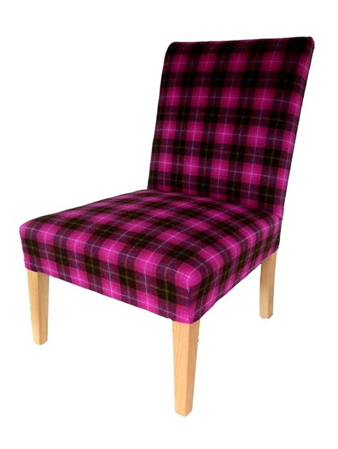 Pink Tartan Armchair 301 Moved Permanently