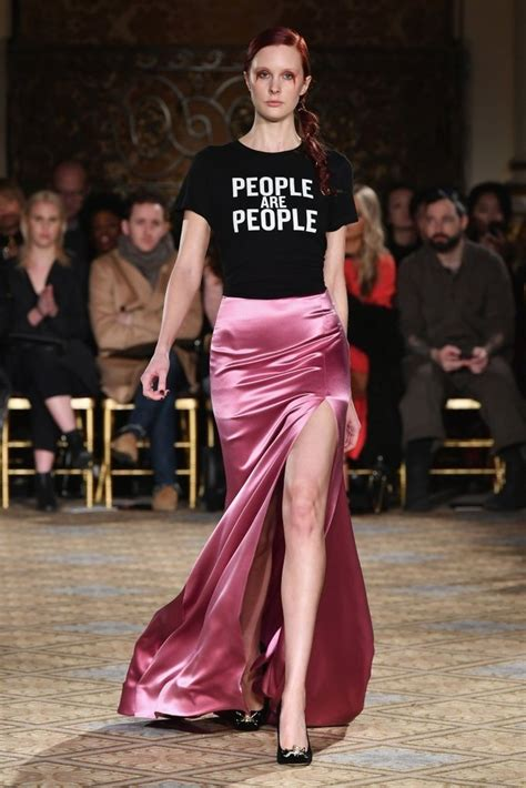 Christian Siriano To Keep Fashionable by Christian Siriano Fall 2017 Collection Popsugar Fashion