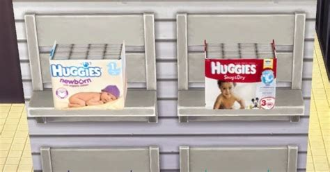 sims 4 babies diaper my sims 4 blog deco diapers box recolors by nightstar