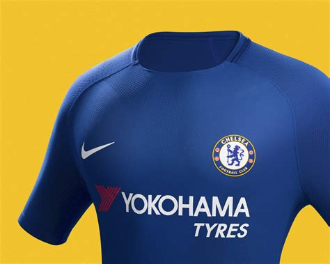 chelsea kits nike chelsea 17 18 home kit released footy headlines