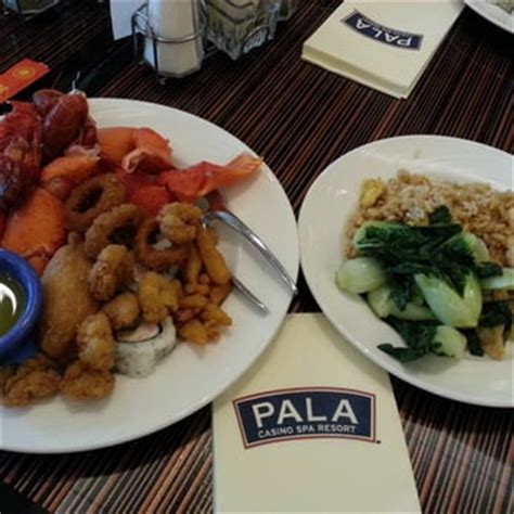 Choices Buffet At Pala Casino Is Off The Hook Pala Casino Buffet Price