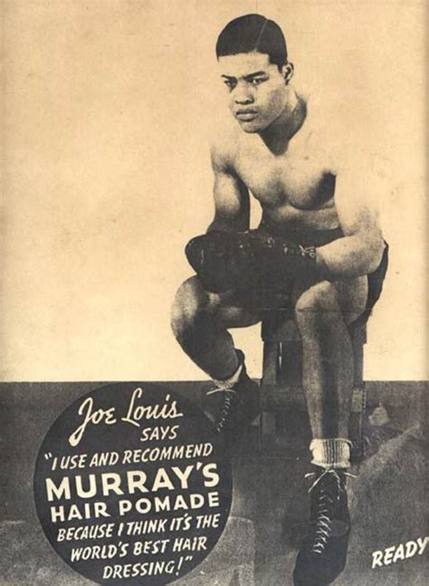 Joe Pomade joe louis for murray s hair pomade barber inspiration hair and joe louis