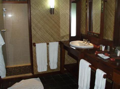 bungalow bathrooms bungalow bathroom picture of sofitel bora bora marara