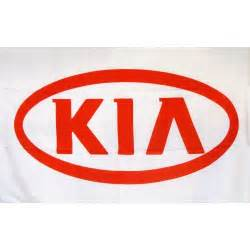 kia car lot kia logo car lot flag f 1861 by www neoplexonline