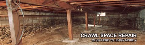 basement waterproofing crawl space repair foundation