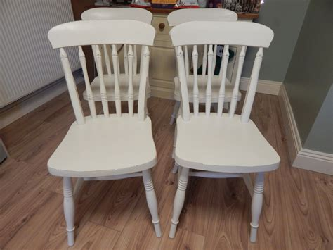 preloved dining table and chairs preloved shabby chic dining table and 4 chairs for sale