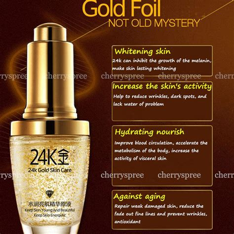 Bioaqua Eye Care Essence Serum Mata Anti Mata Panda Murah bioaqua serum wajah 24k gold essence kandungan emas 24k