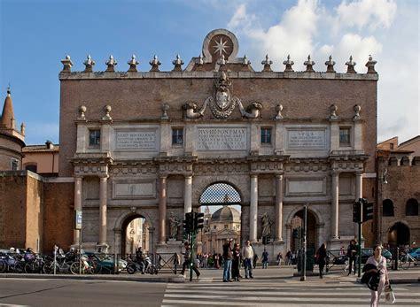 porta popolo ignatius in rome 2 lubos rojka web site