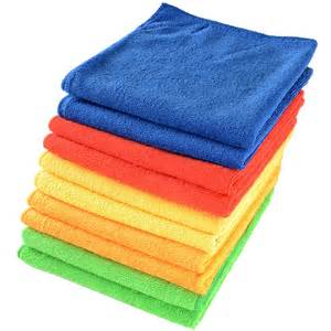4 ways to keep your cleaning cloths and equipment clean