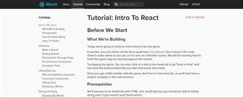 javascript tutorial hands on react js tutorial simple newbie s guide to react js